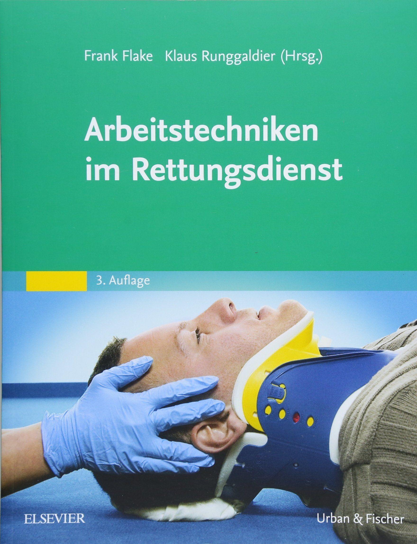 Arbeitstechniken im Rettungsdienst – Buch Rezension