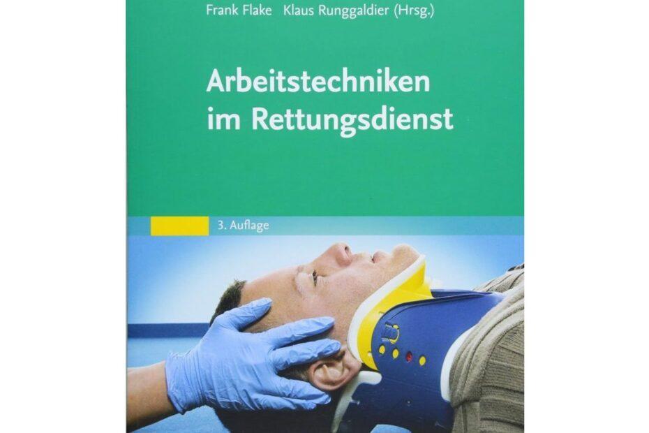 Buch Rezension Arbeitstechniken im Rettungsdienst