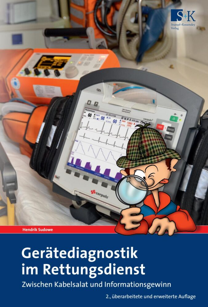 Gerätediagnostik im Rettungsdienst