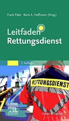 Cover Leitfaden Rettungsdienst